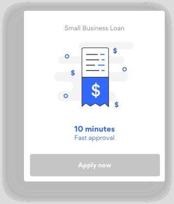 Step 1 - Loan Application