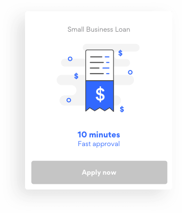 Step 1 - Loan Application