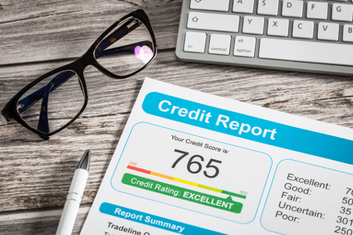 Business Loans Credit Score