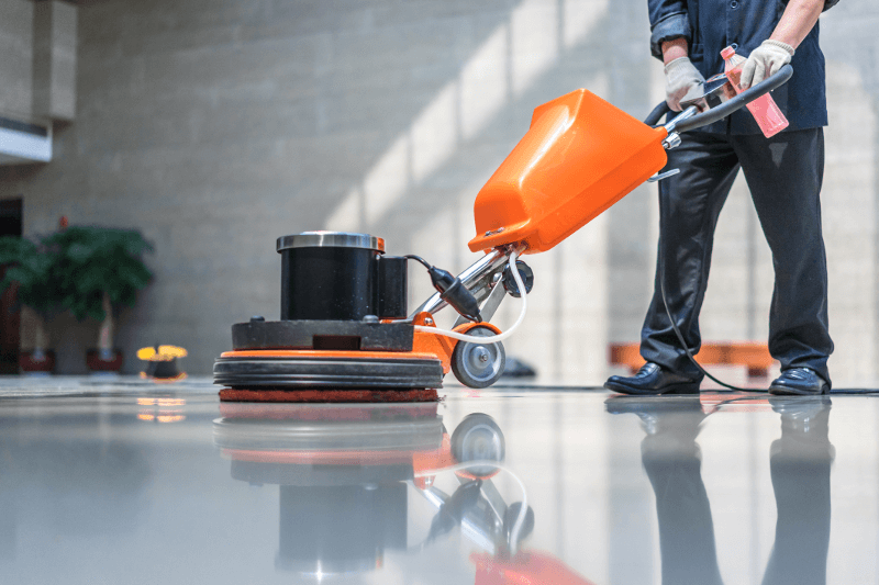 Business Loans For Cleaners - Equipment