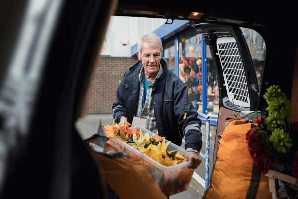 Business Loans For Florists - Van