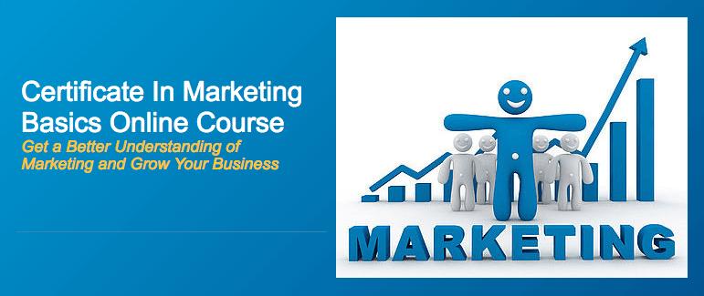 CFS Marketing Basic Online Course