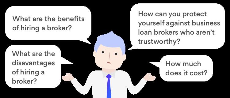 Loan Broker Questions