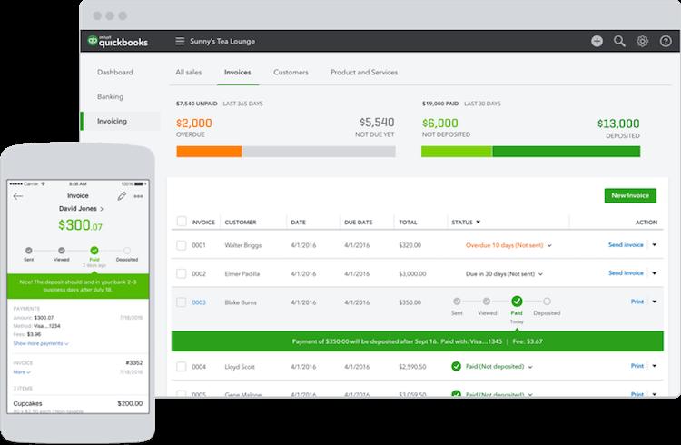 QuickBooks Invoice Automation