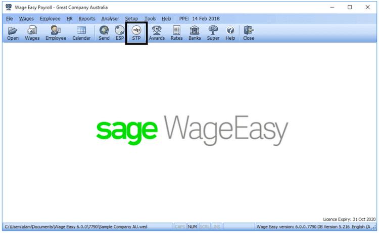 Sage WageEasy