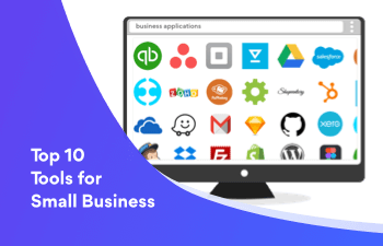 Top 10 Tools for Small Business