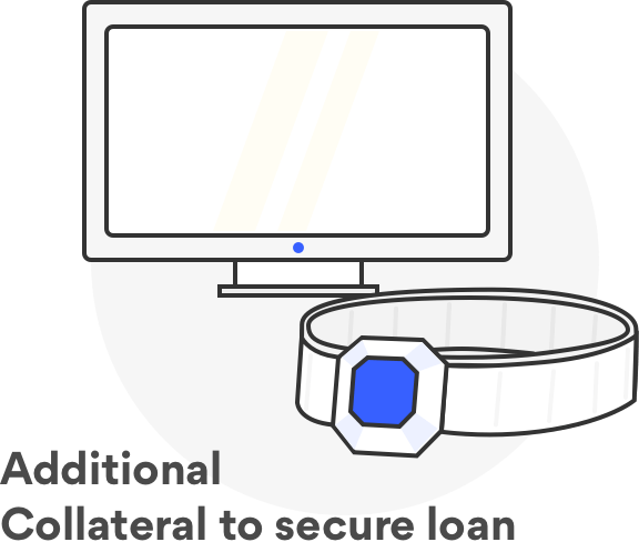Additional Collateral for Loan